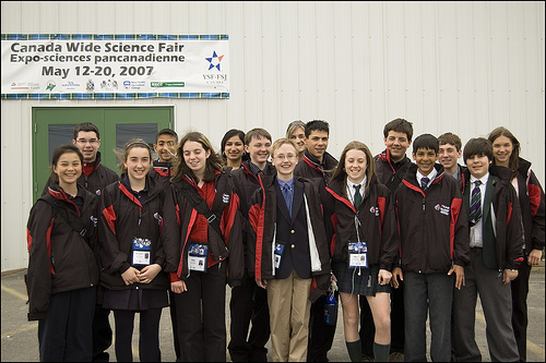 Team BASEF at CWSF 2005 - Vancouver
